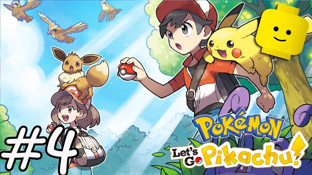 Pokemon Let S Go Pikachu Misty Pokemon Cartoon Video Games For Kids Youtube