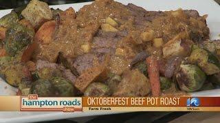 Oktoberfest Beef Pot Roast