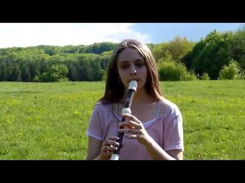 Alan Silvestri - He Mele No Lilo | Lilo & Stitch OST (recorder cover with notes)
