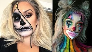 Amazing And Easy Halloween Makeup Tutorials Compilation 2018 - MUST SEE | part-2