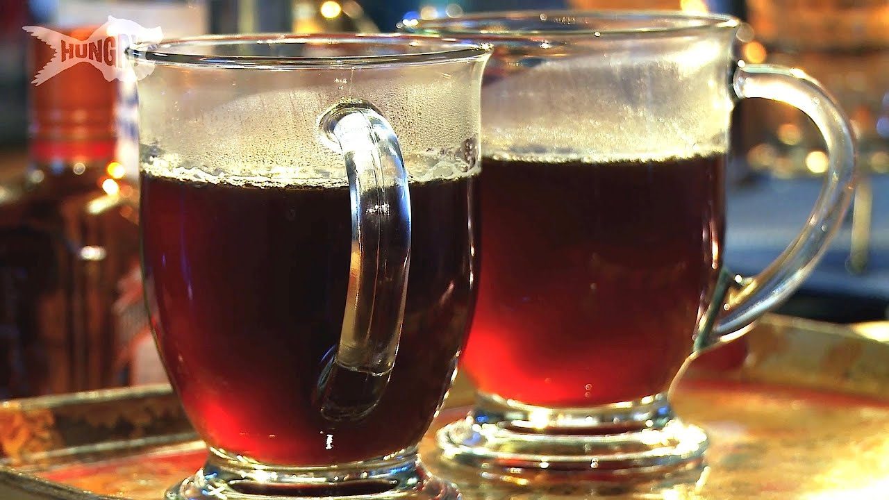 Watch How to Make Mulled Beer video