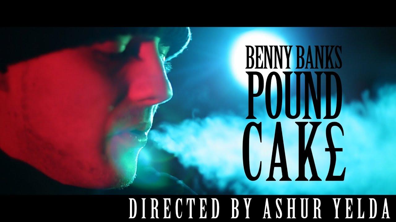Benny Banks Pound Cake