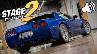 Download Btr Ls1 Ls2 Stage 2 Cam C5 Corvette Z06 MP3, MKV, MP4