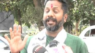 AAP declares Maruti Bhapkar Maval Candidate