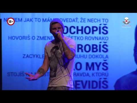 Vladis - Temné kecy 2016 Live