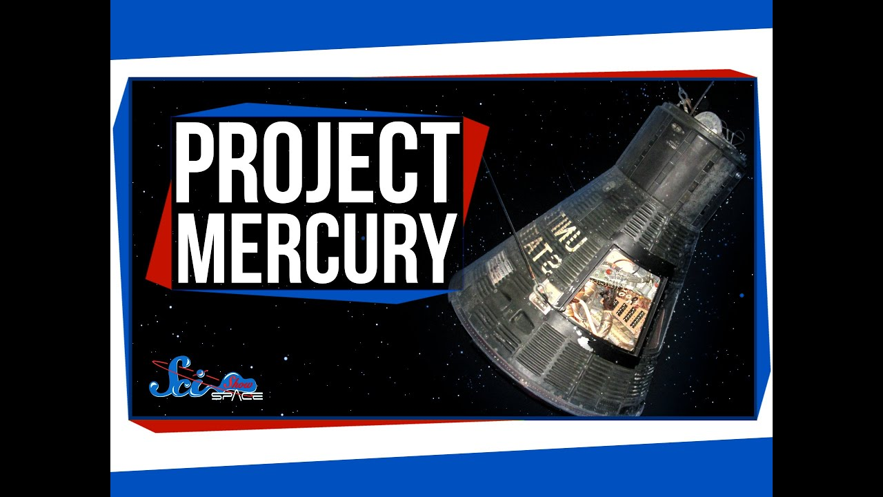 project mercury The first national human space flight program, project mercury, spanned nearly  five years, six missions and made history gus grissom became.