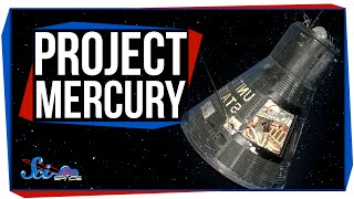 Project Mercury: The First Americans in Space