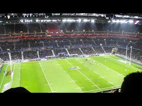 Une belle Marseillaise au Groupama Stadium - Test match - France / Nouvelle Zélande - HD (14/11/17)