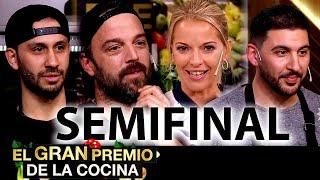 El gran premio de la cocina - Programa 15/09/21 - SEMIFINAL