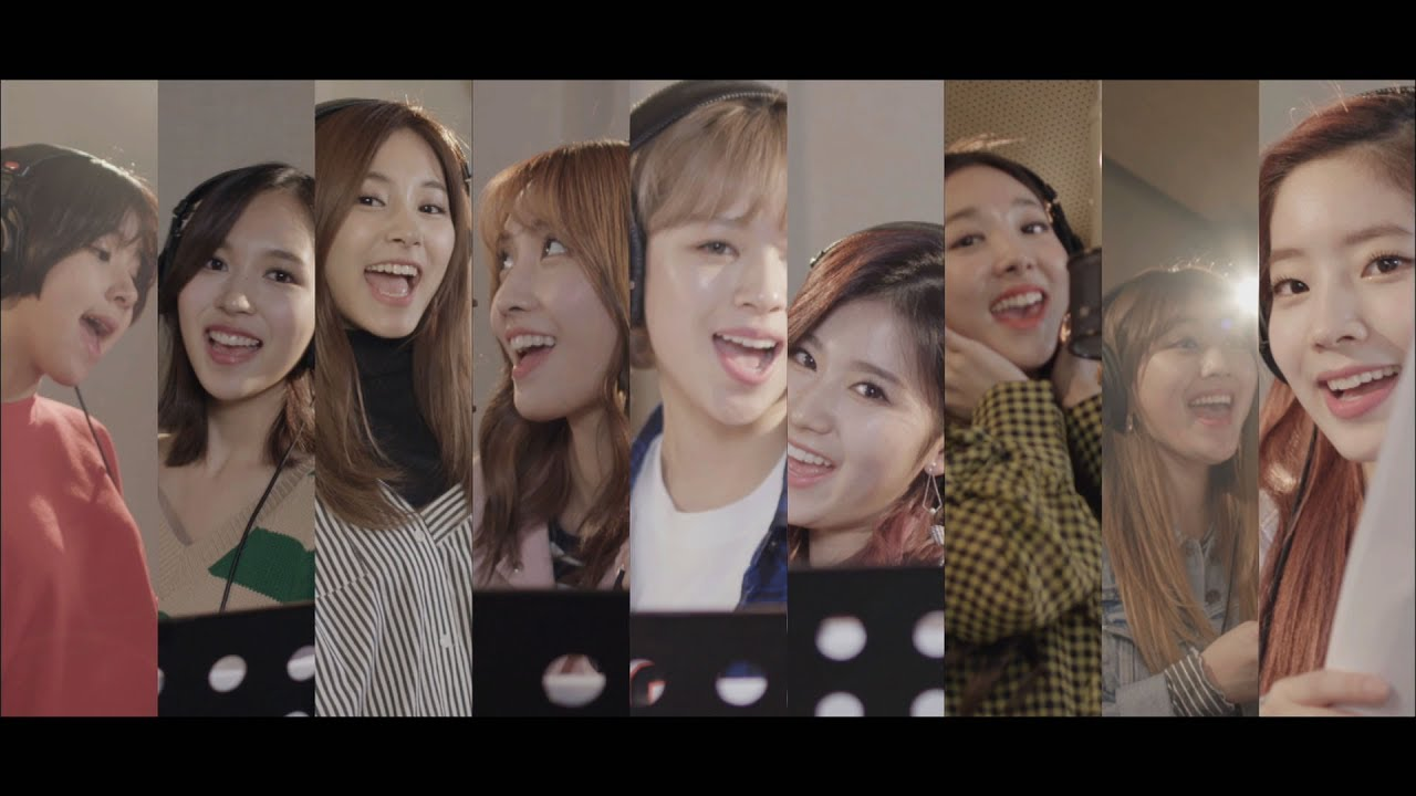Imagini pentru TWICE release the full Japanese version of 'TT' MV