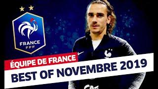 Le Best Of novembre, Equipe de France I FFF 2019