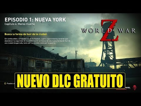world-war-z---new-york:-marea-muerta.-nuevo-dlc-(-gameplay-español-)-(xbox-one-x)