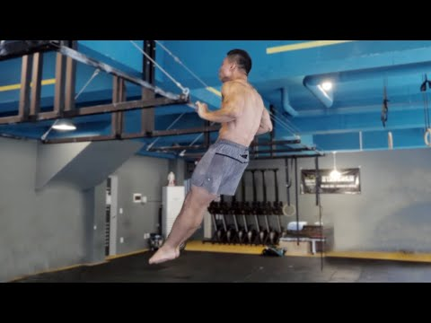 WHY YOU CAN'T MUSCLE UP (당신이 머슬업을 못하는 �
