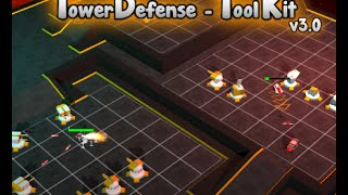 TowerDefense-ToolKit v3.0 Overview