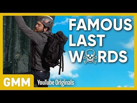 Famous Last Words 3
