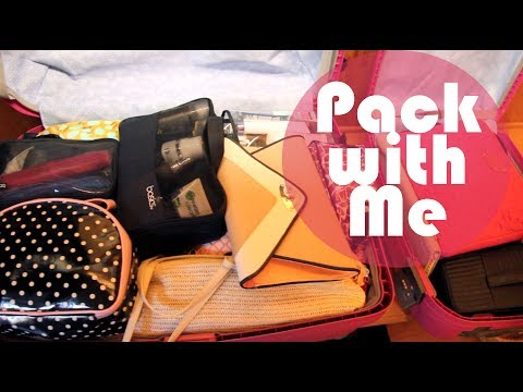 Pack With Me: Playa del Carmen