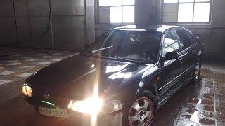 Honda Accord 1995 CC7 ремонт рабочего цилиндра сцепления,+15л.с.Тюнинг