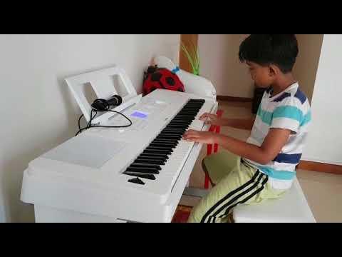 Roshan achutam keshavam keyboard