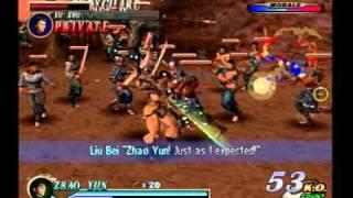 Dynasty Warriors 2- Battle at Chang Ban