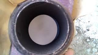 Полный анализ водородной очистки двигателя на Nissan X trail, с последующей разборокой.