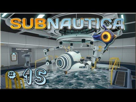 LP Subnautica : Ep 15 - Le garage