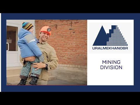 Presentation JSC Uralmekhanobr - Mining Division
