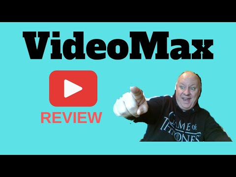 VideoMax Review - Plus EXCLUSIVE Bonuses - (VideoMax Review). http://bit.ly/2ZGeOXD