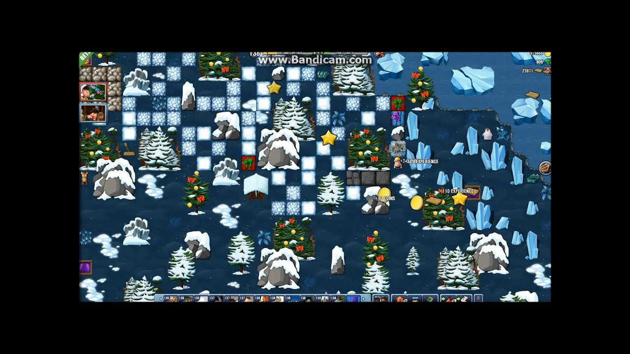 Diggy's Adventure Christmas Challenge 3 - YouTube