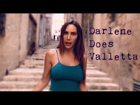 Darlene Does Valletta