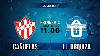 Cañuelas vs Justo José de Urquiza full match