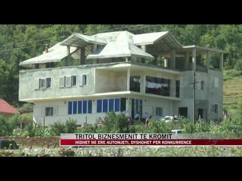 Tritol biznesmenit të kromit në Bulqizë - News, Lajme - Vizion Plus