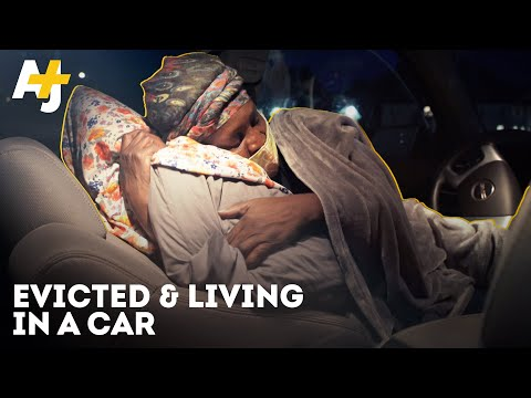 Evicted And Living In Their Car During A Pandemic
