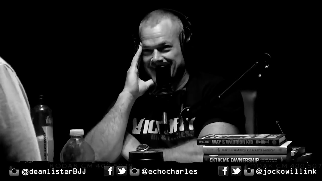 Jocko Willink and Dean Lister FUNNY Stories - Weight Cutting, Tournaments, and more