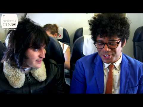 Noel Fielding & Richard Ayoade go on holiday: Gadget Man S02E04