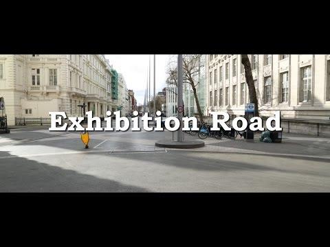 Exhibition Road:  London's cultural heartland