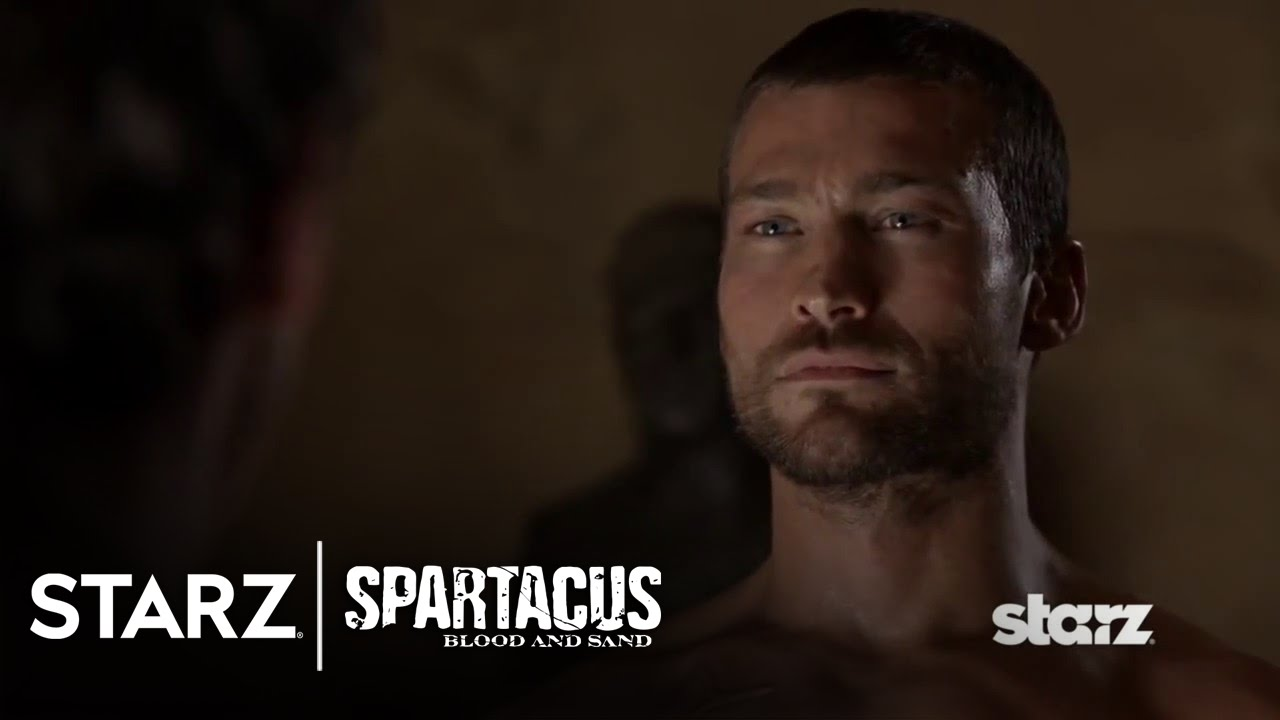 Download Spartacus: Blood and Sand | Episode 9 Clip: Requirements of a Champion | STARZ