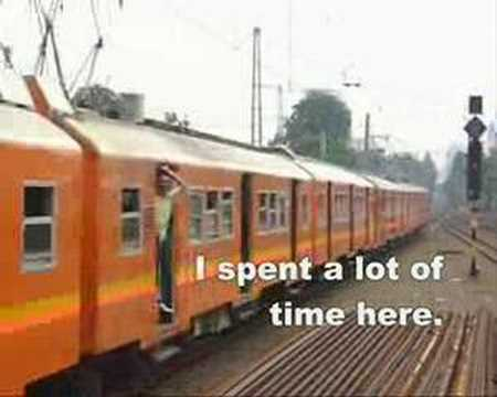 Jakarta Suburban Train