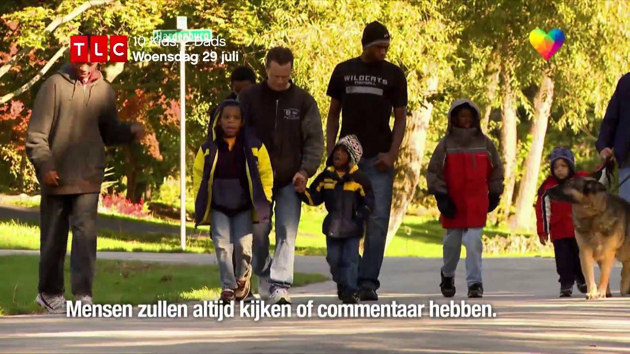 Ontmoet de McCormack-Reamers |10 Kids 2 Dads