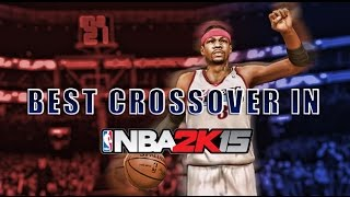 BEST CROSSOVER IN NBA 2K15, 2K16 & 2K17 - Cross all your defenders and get to the rim with ease!