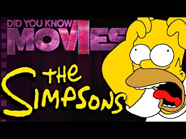 The Simpsons Almost DIED!   Did You Know Movies