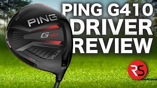 Have PING run out of ideas.......PING G410 Driver FULL Review