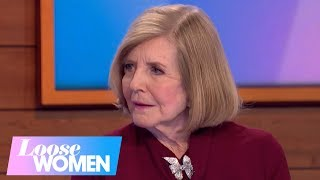 Lady Glenconner on The Crown and Helena Bonham Carter Playing Princess Margaret | Loose Women