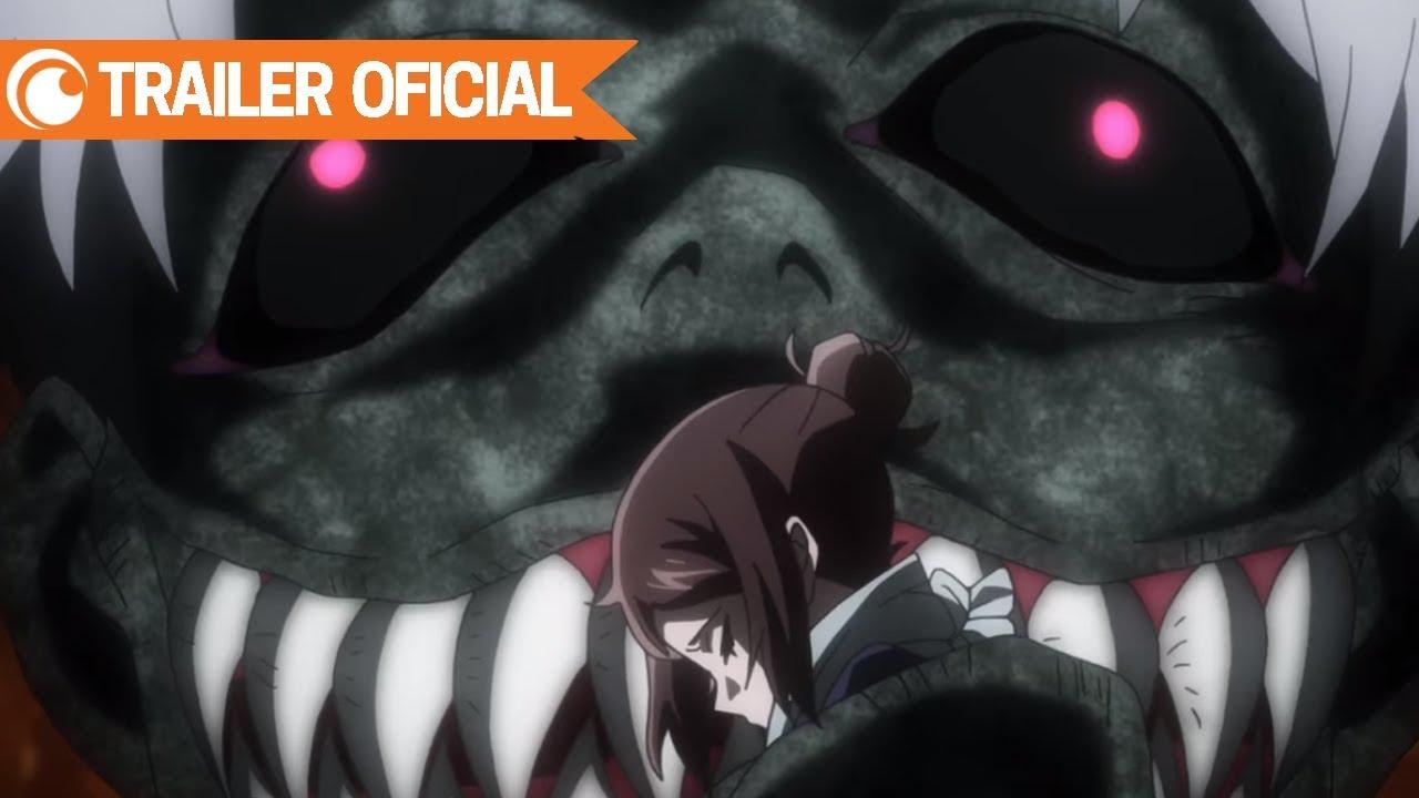 Muhyo's Bureau of Supernatural Investigation | TRAILER OFICIAL