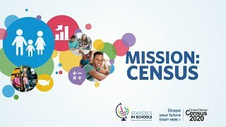 Mission: Census, Virtual Field Trip to the Census Bureau