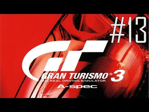 Let's Play Gran Turismo 3 #13 - Claim Your Prize