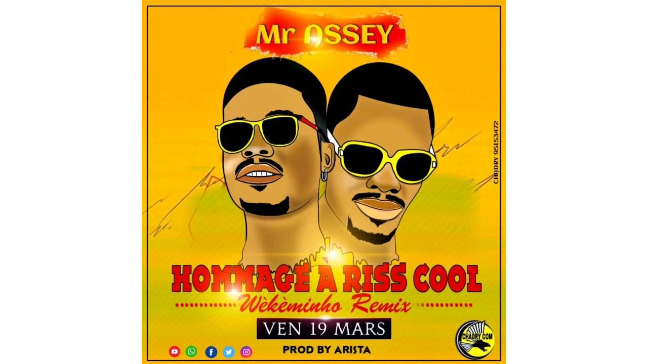 Download Mr Assey - Wèkèmin xo Remix (Hommage à Riss Cool)