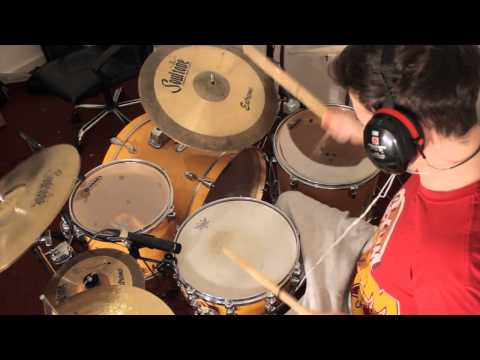 Mayday Parade - Somebody That I Used To Know (DrumCover)