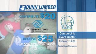 """""""Dunn Lumber Home Show 15"""""""