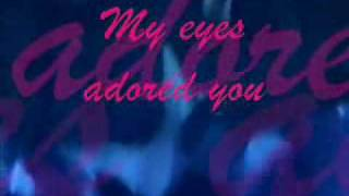 My eyes adored you - Frankie Valli.flv