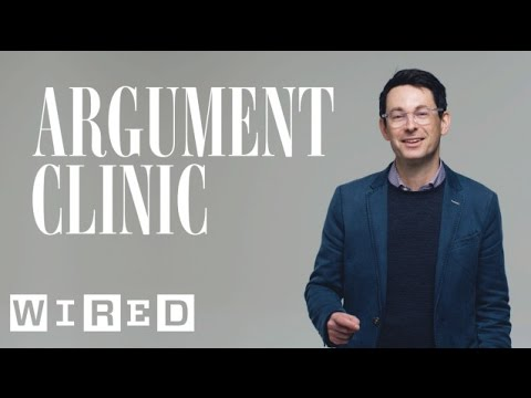 How to Fight the Bad Logic of the Internet | Argument Clinic